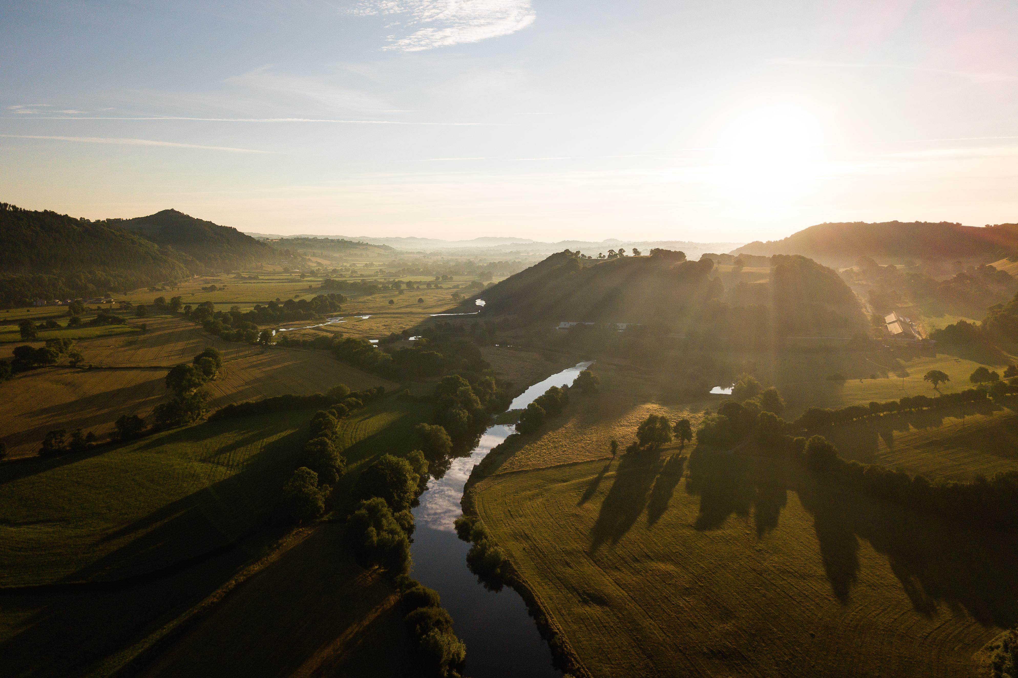 Meifod Valley